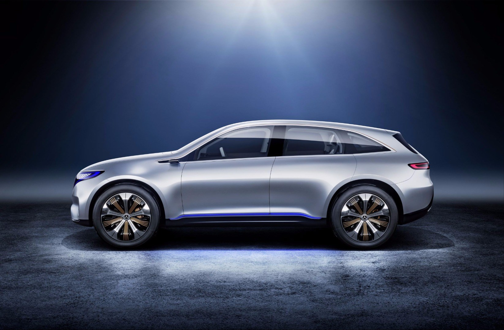Mercedes-Benz Unveils Generation EQ In Paris Thumbnail
