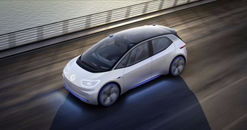 2016 Volkswagen ID Concept - Paris Motor Show