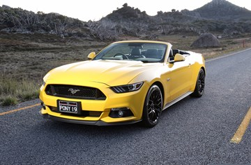 Ford Mustang To Receive 10-Speed Auto Post-Facelift