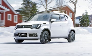 Suzuki Announces Oz Arrival Of Ignis In 2017