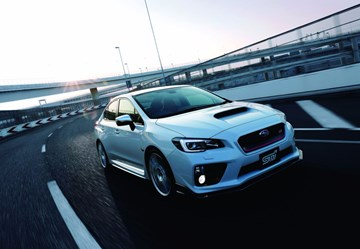 2016 Subaru WRX S4 tS Limited Edition - Japan-Only