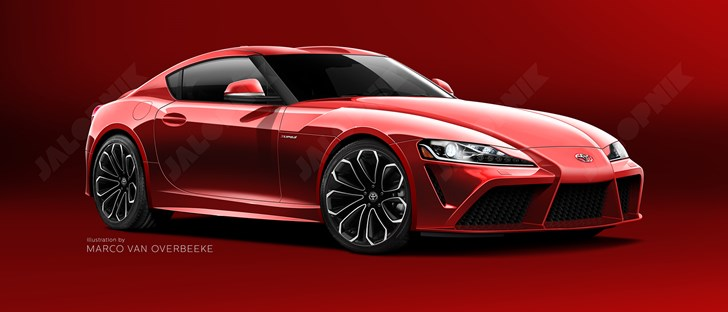 News Could This Be The Next Toyota Supra