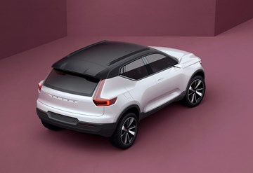 Volvo Planning Shift To Become A 'Crossover Company'