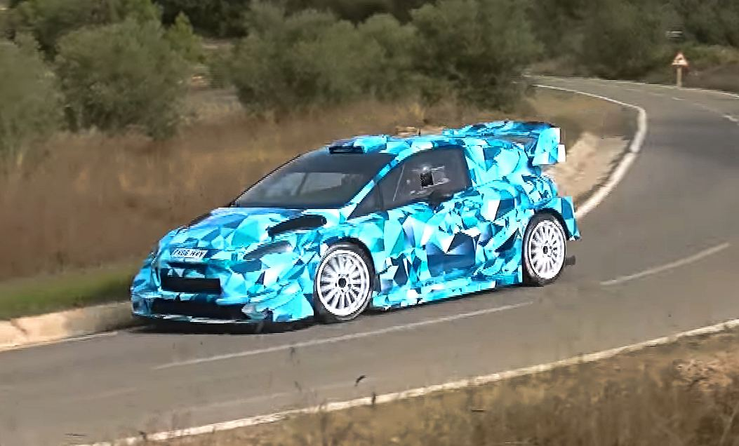 News Ford Using All New 7th Gen Fiesta In 2017 Wrc Season