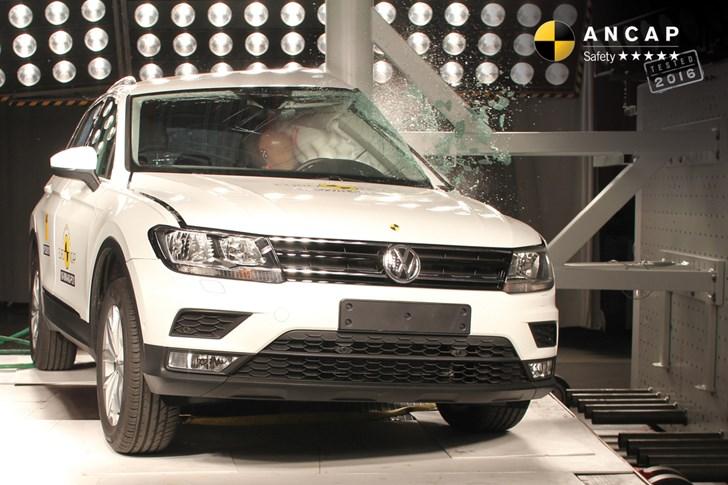 2016 Volkswagen Tiguan - ANCAP