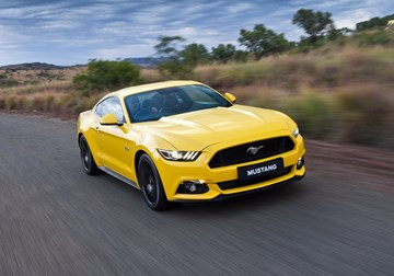 2016 Ford Performance Mustang Upgrade Pack