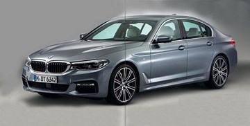 All-New BMW 5 Series (G30) Revealed In Leaked Images