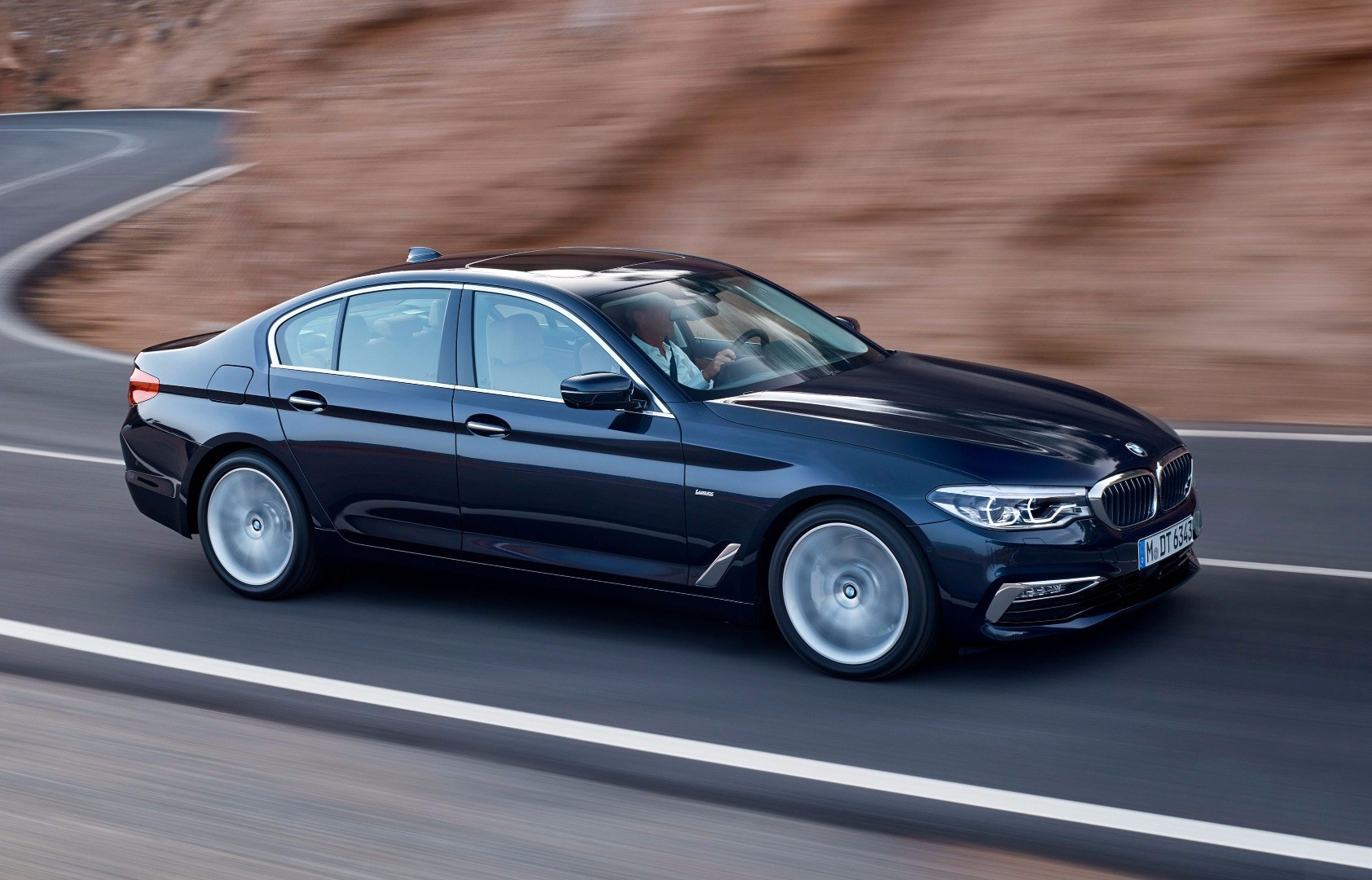 BMW Officially Reveals All-New 7th-Gen 5 Series Thumbnail