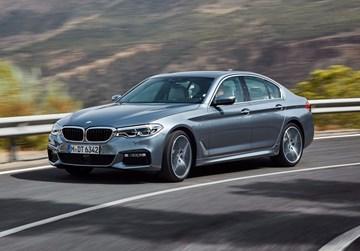 2017 BMW 5 Series (G30)