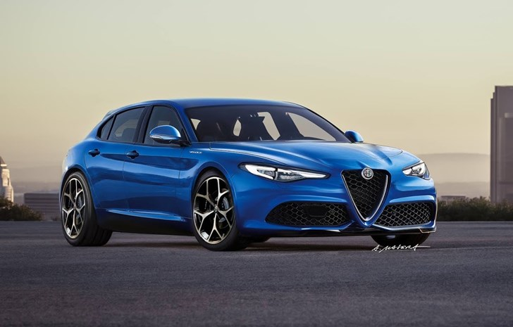 News Alfa Giulia Sportwagon Could Be Ultimate Shooting Brake