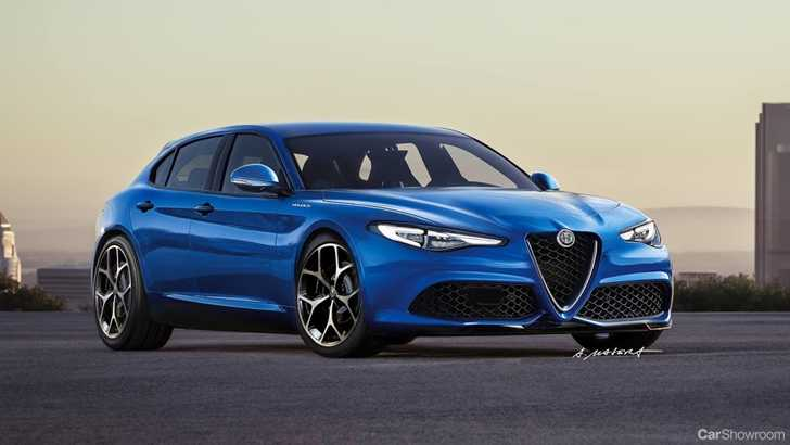 news alfa giulia sportwagon could be ultimate shooting brake. Black Bedroom Furniture Sets. Home Design Ideas
