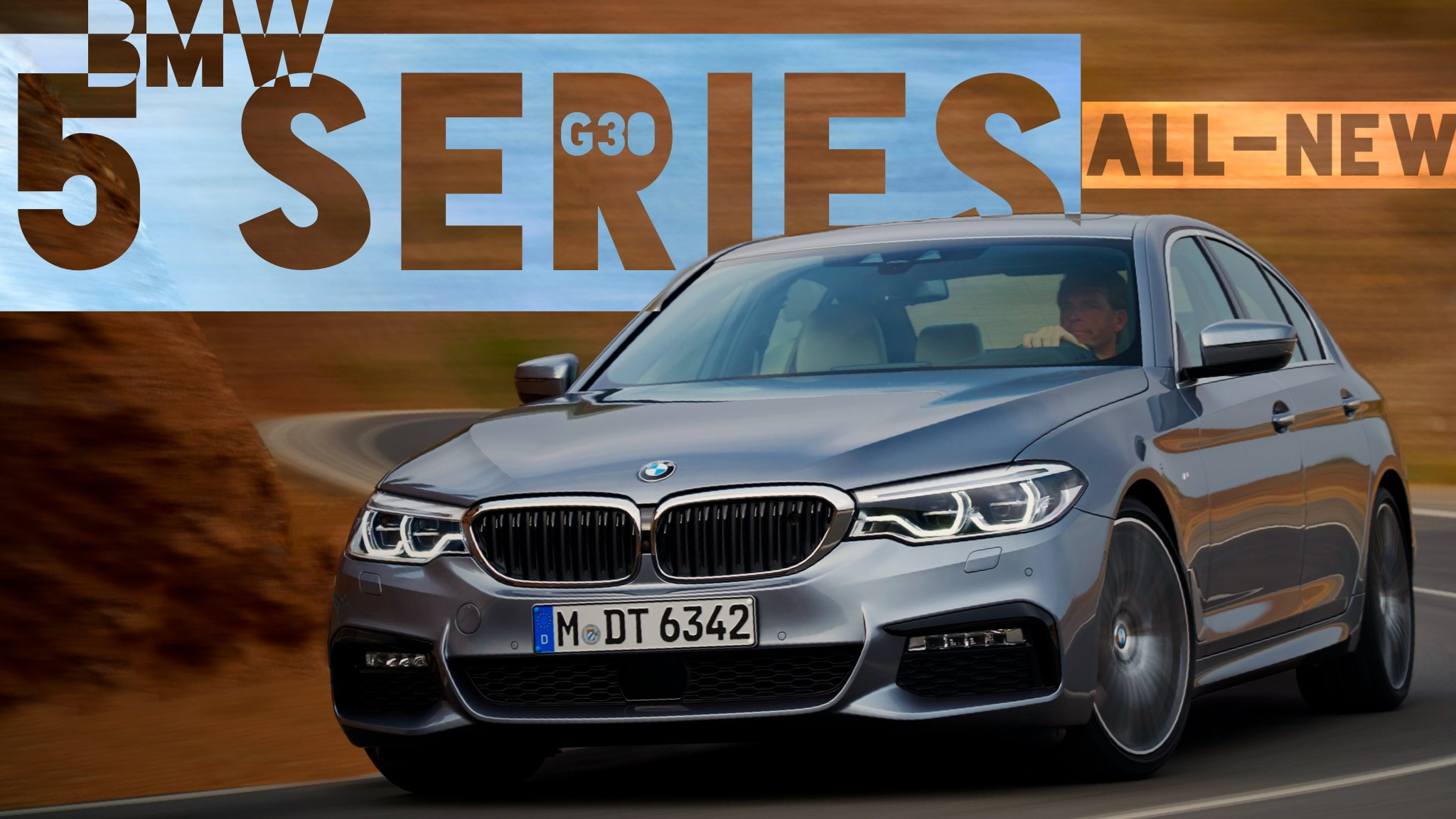 BMW Officially Reveals All-New 7th-Gen 5 Series