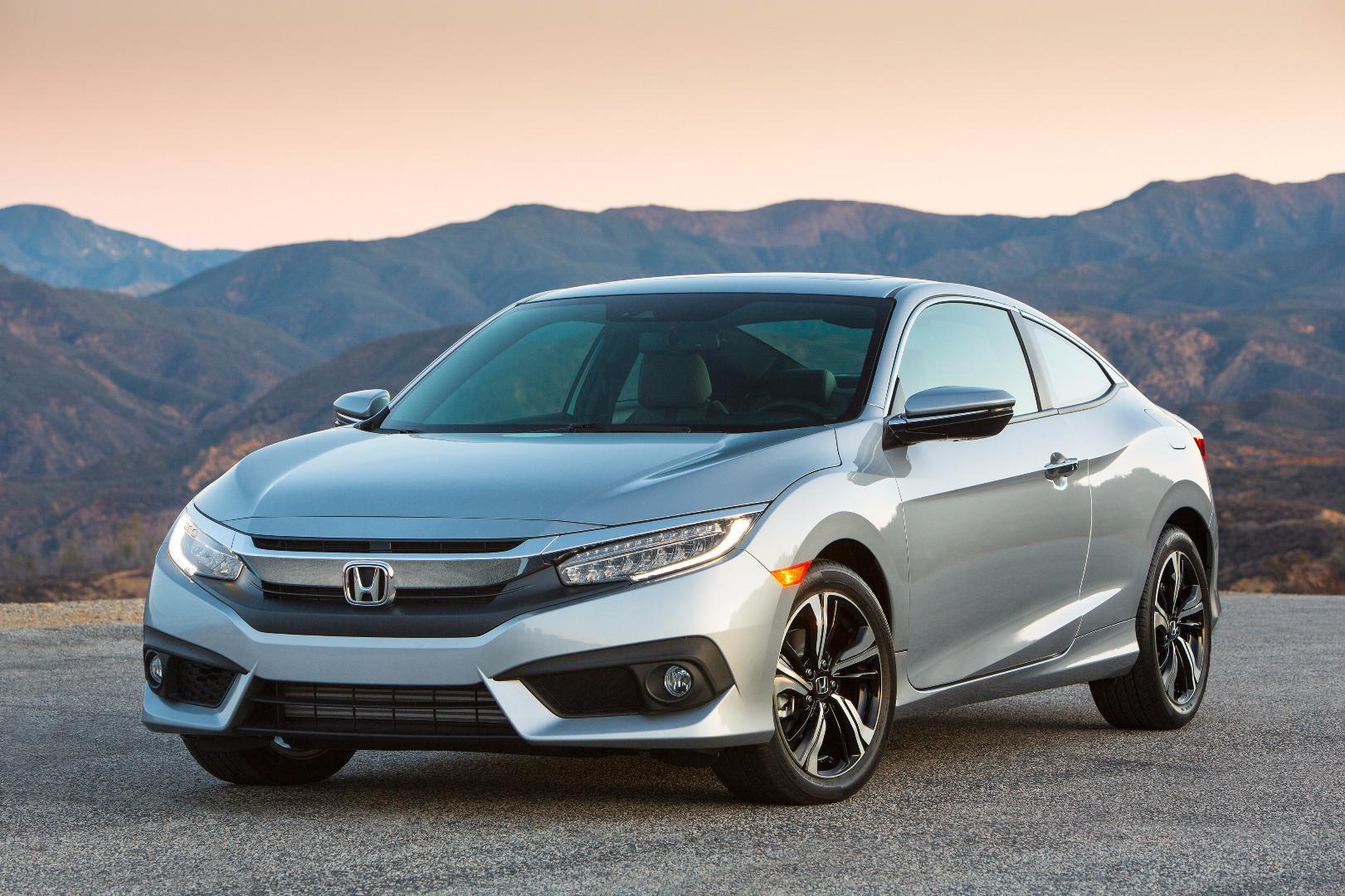News - Honda Recalls 350,000 Civics In US For Parking Brake Fault