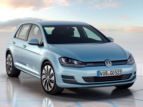 Debut Of All-New 2017 Volkswagen Golf Imminent