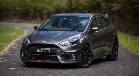 Ford Performance Confirms Focus RS Power Upgrades