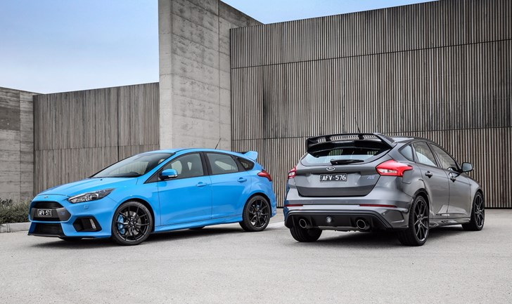 news - ford performance confirms focus rs power upgrades