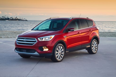 2017 Bids Farewell To Kuga, Hello Again Ford Escape