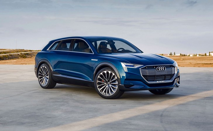 Audi e-tron SUV Confirmed As First Production EV Model
