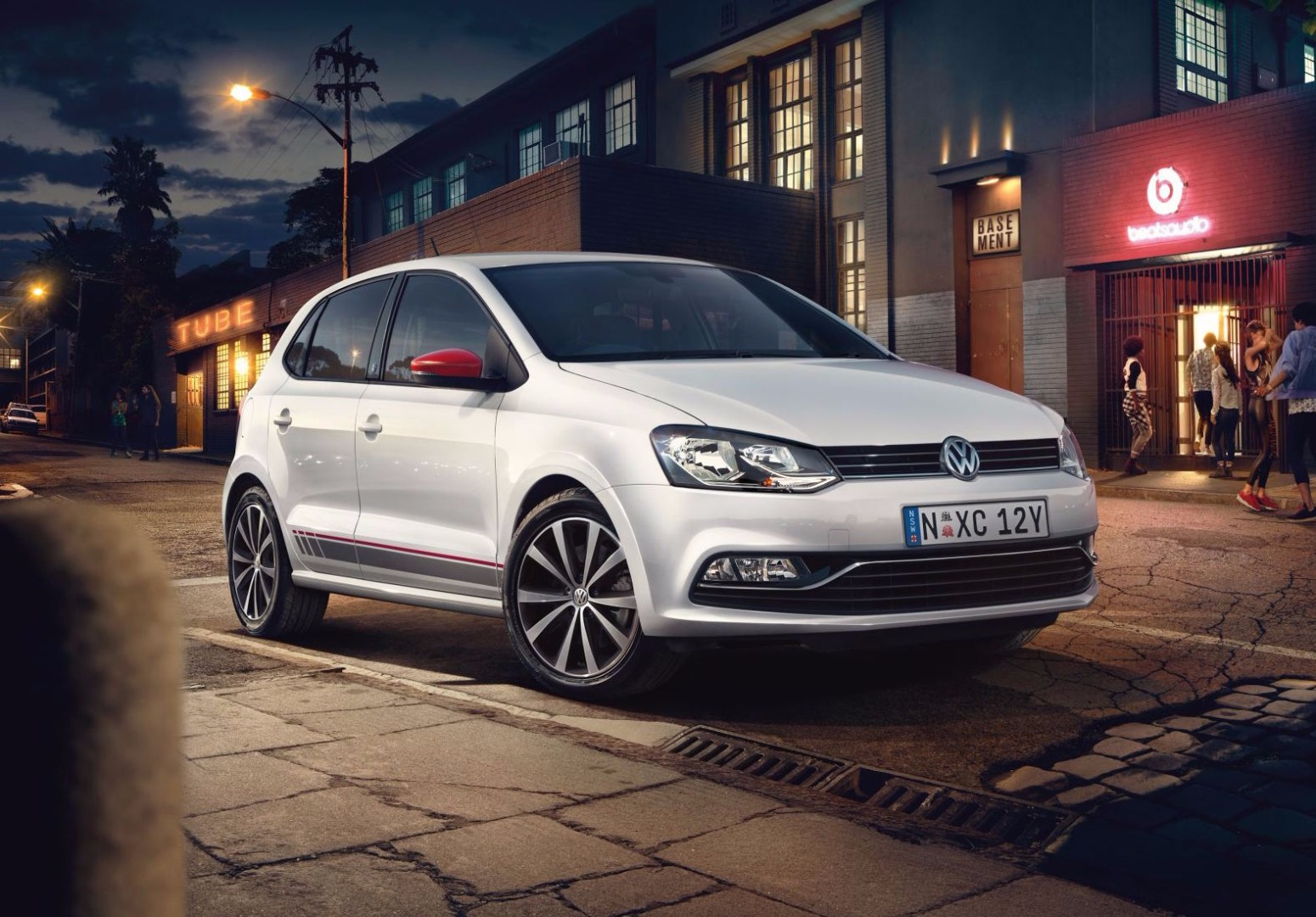 News Volkswagen Polo Gets Bass Boost With Beats Audio