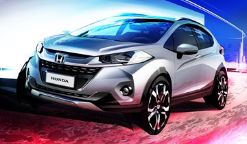 Honda Teases All-New WR-V Ahead Of Brazil Debut