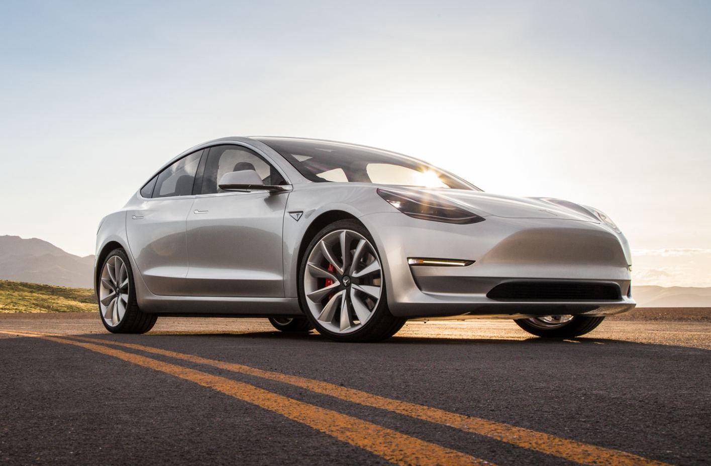 News - Tesla Model 3 On Track For July Production