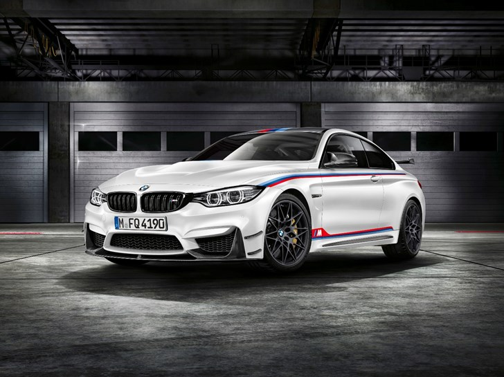 BMW Launches M4 DTM Champion Edition