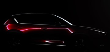 Mazda Teases All-New CX-5 For LA Auto Show Debut
