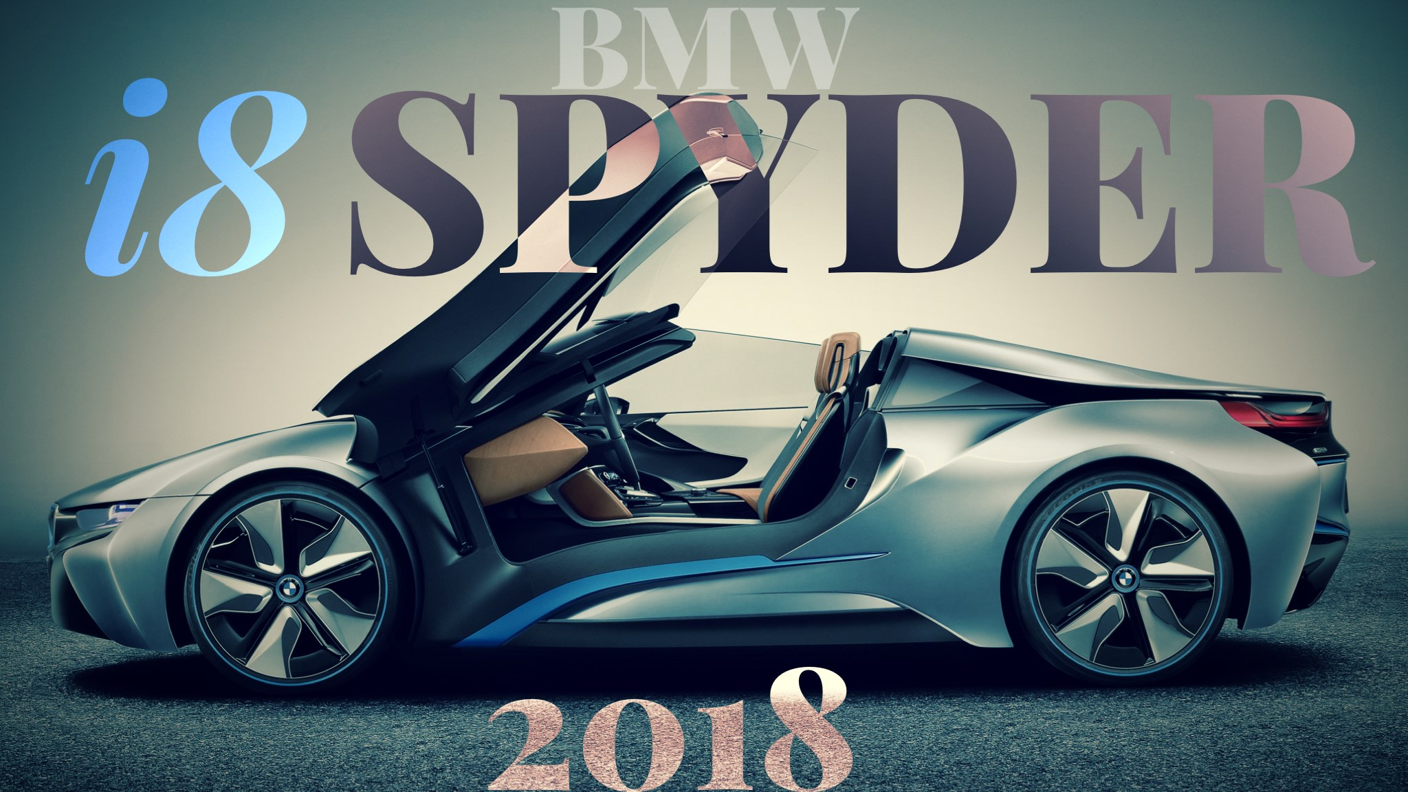 BMW Chief Confirms i8 Spyder For 2018 Arrival
