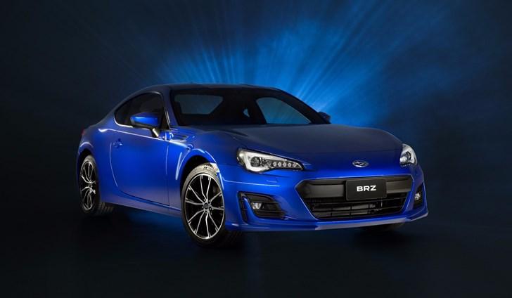 Subaru Australia Announces 2017 BRZ Coupe Starting At $33k