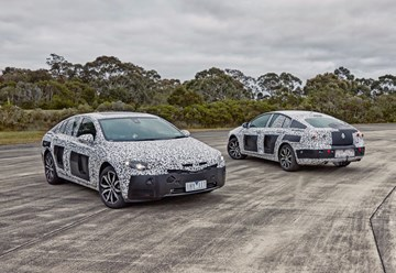 Holden Previews Next-Generation Commodore For 2018