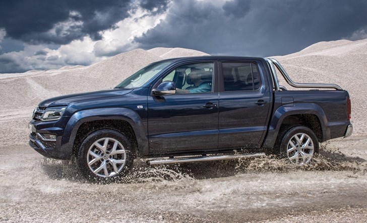 New Volkswagen Amarok Will Arrive With Overboost Function