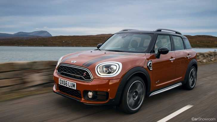 news mini unveils all new countryman first ever hybrid variant. Black Bedroom Furniture Sets. Home Design Ideas