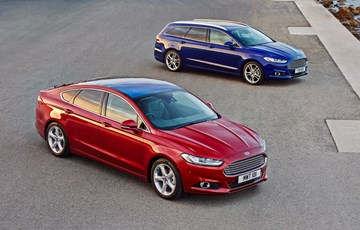 Ford Mondeo Recalled For Faulty Headlights, 579 Units Affected
