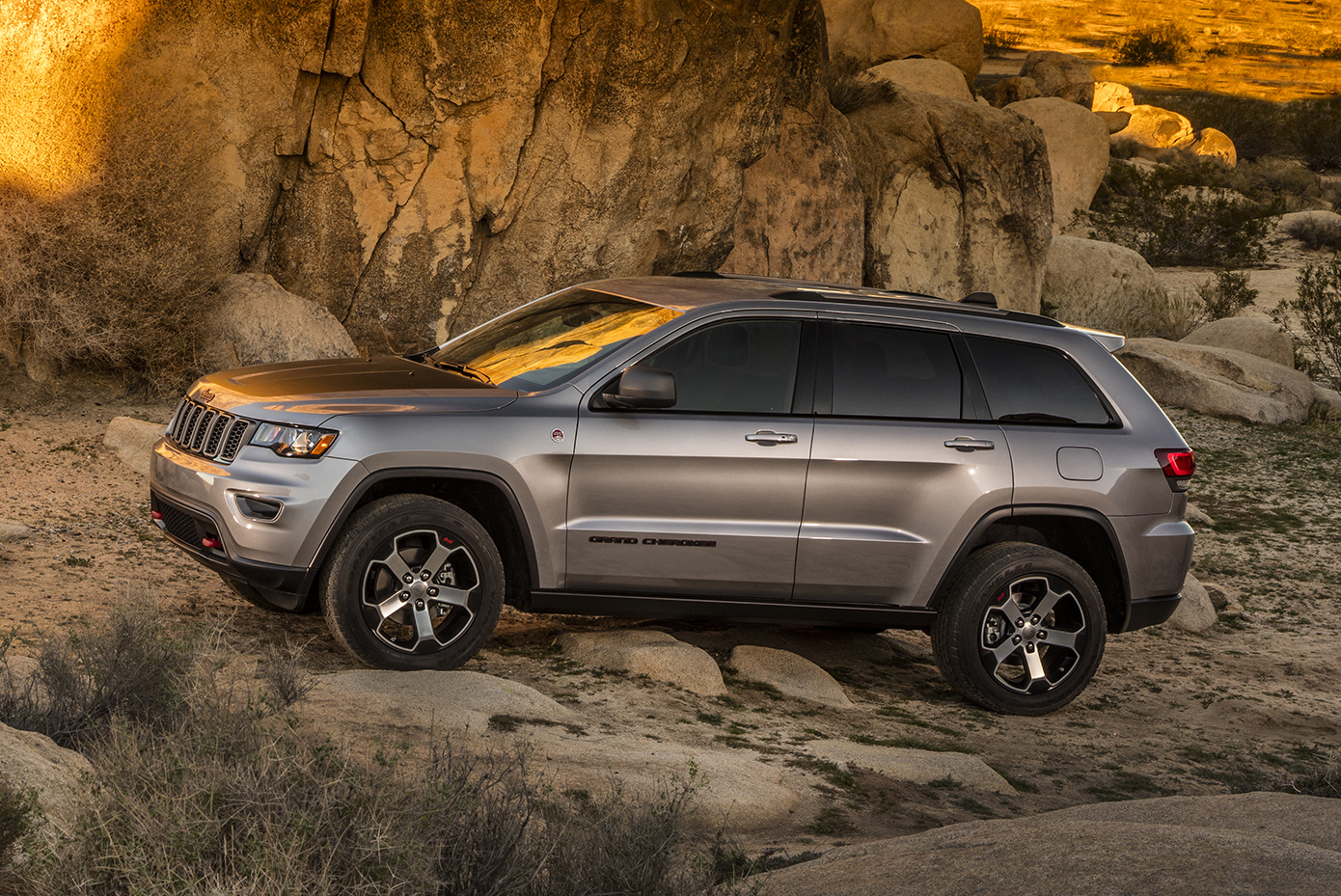 News 2017 Jeep Grand Cherokee Trailhawk To Be Diesel Only