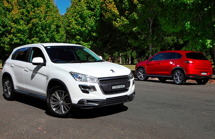 Peugeot 4008 Recalled For Transmission Hiccup