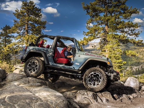 Jeep Will Stick To What It Knows, Shuns Coupe SUVs
