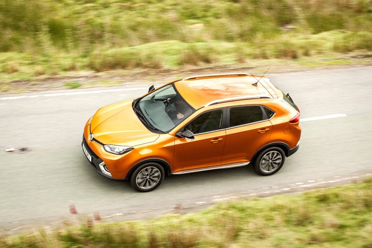 MG Aims For 20k Vehicles, 3% Marketshare Within A Decade