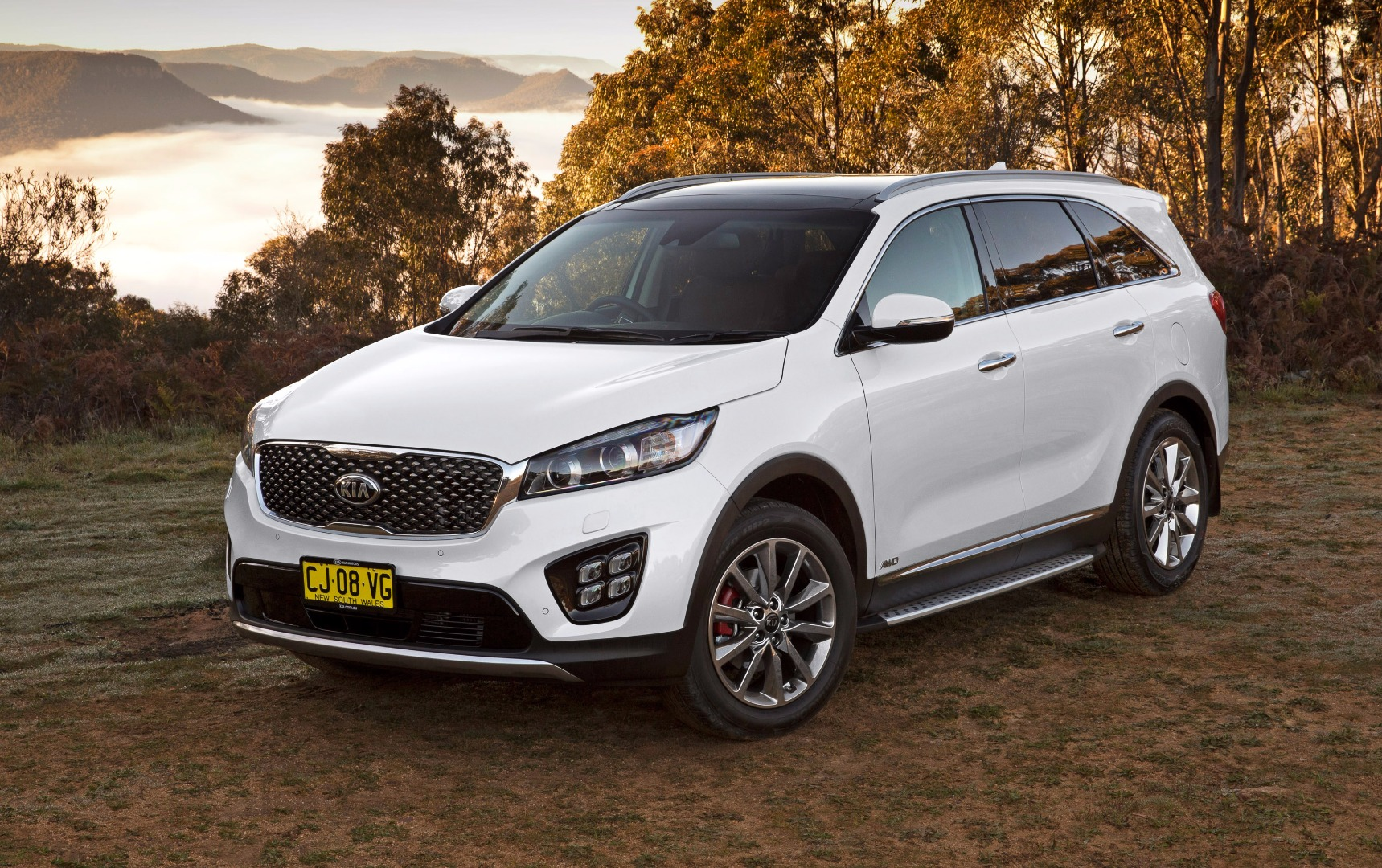 News - Updated 2017 Kia Sorento Adds GT-Line Flagship ...