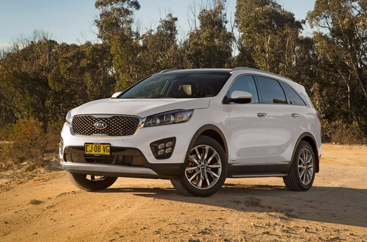 Updated 2017 Kia Sorento Adds GT-Line Flagship, Extra Tech