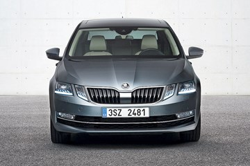 2017 Skoda Octavia Facelift Breaks Cover