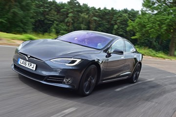 Tesla Model S Gets Glass Roof, P90D Axed