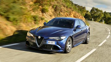 Alfa Romeo Racks Over 100 Orders For Giulia QV