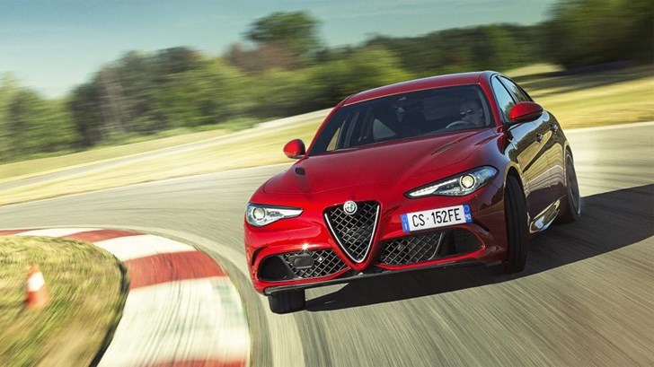 Alfa Romeo Racks Over 100 Orders For Giulia QV