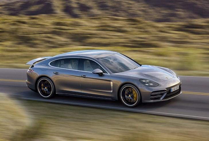 Porsche Unveils Panamera Executive Range