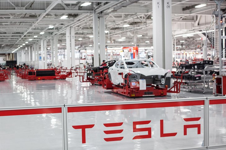 Tesla To Build European Gigafactory