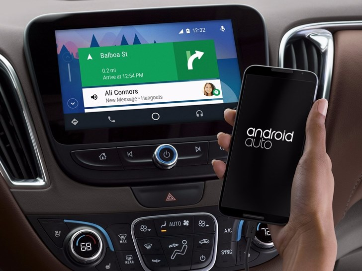 Smartphone-Centric Android Auto Now Out From Google