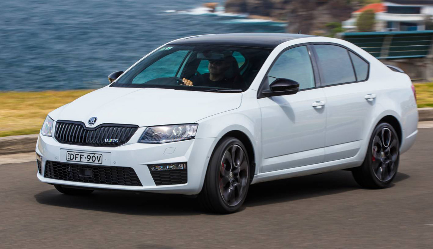 news 2017 skoda octavia rs230 makes aussie debut. Black Bedroom Furniture Sets. Home Design Ideas