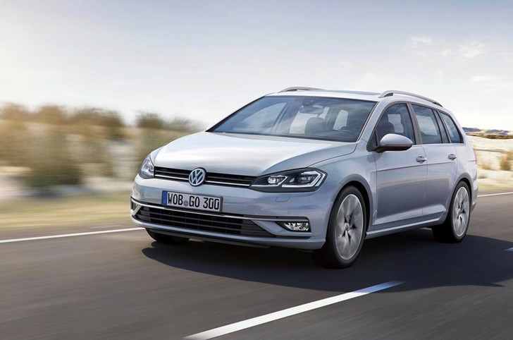 2017 Volkswagen Golf Revealed