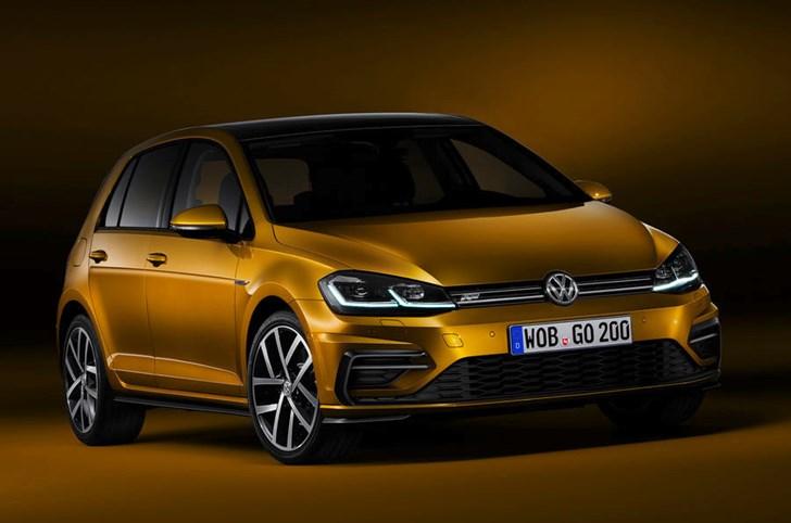 2017 Volkswagen Golf Revealed