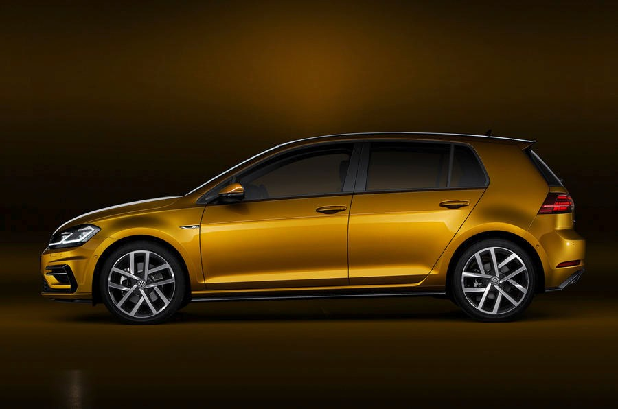 2017 Volkswagen Golf Revealed Thumbnail